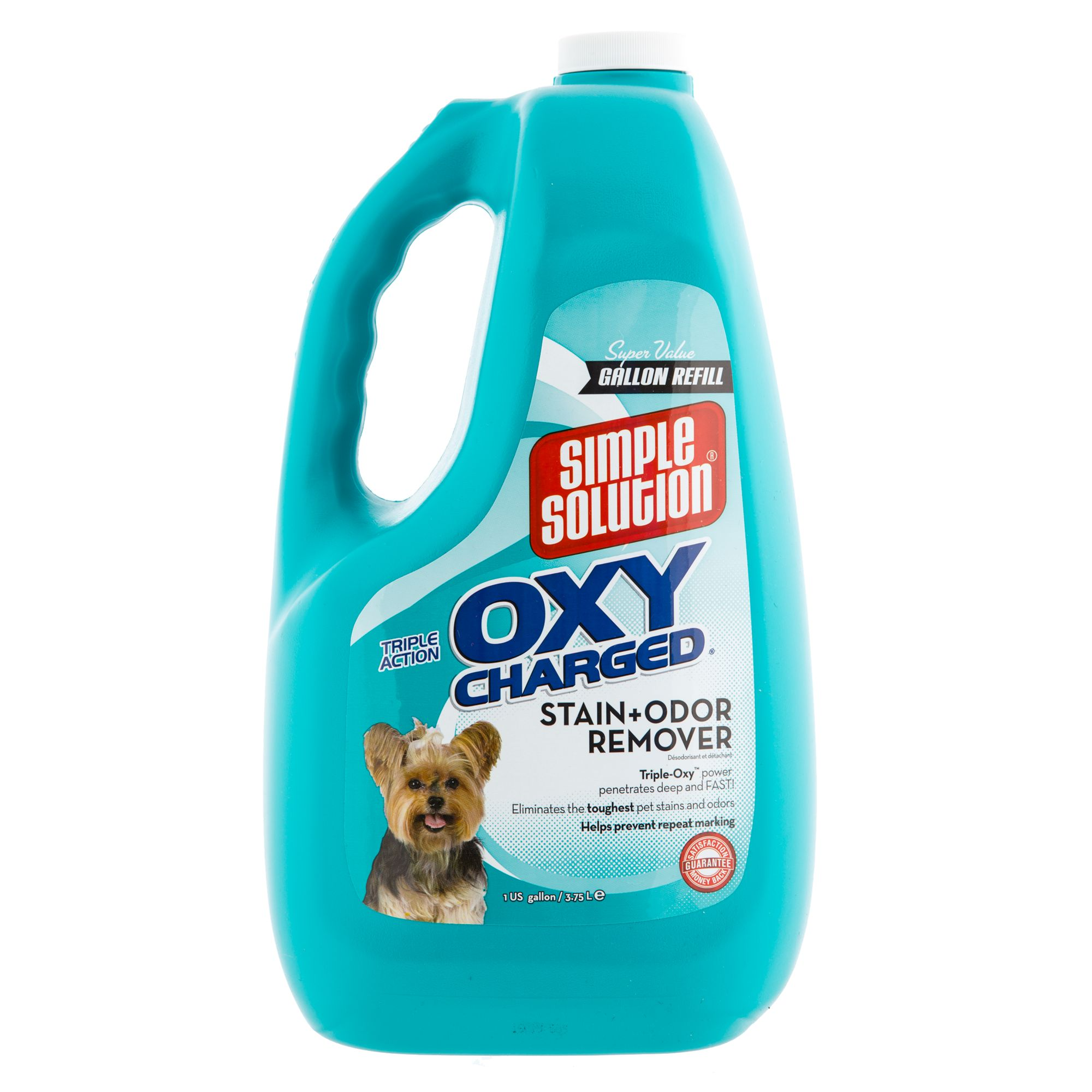 Simple Solution Oxy Charge Stain & Odor Remover