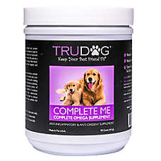 TruDog® Complete Me Anti-Inflammatory & Anti-Oxidant Dog Supplement