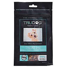 TruDog Treat Me Dog Treat - Freeze Dried, Raw, Natural, Gobbler Crunch Delight