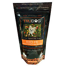 TruDog Feed Me Superfood Dog Food - Freeze Dried, Raw, Natural, Crunchy Munchy Beef Bonanza