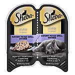 SHEBA® Perfect Portions Cat Food -  Savory Mixed Grill