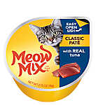Meow Mix® Classic Pate Cat Food - Tuna