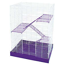 WARE® Chew Proof 4 Story Small Pet Cage