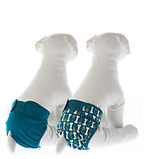 Top Paw® 2-Pack Washable Cover-Ups(COLOR VARIES)