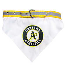 Oakland Athletics MLB Bandana Collar