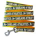 Oakland Athletics MLB Dog Leash