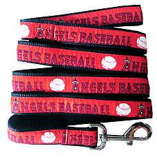 Los Angeles Angels MLB Dog Leash