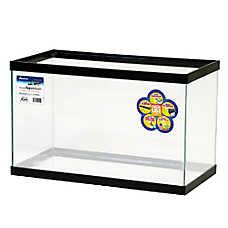 Discount fish tanks aquariums on sale petsmart for Cheap large fish tanks