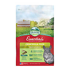 Oxbow Essential Chinchilla Food Small Pet