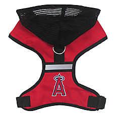 Los Angeles Angels MLB Dog Harness