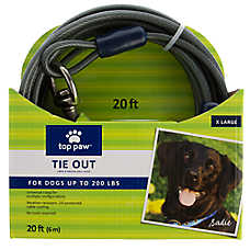Top Paw® Dog Tie Out