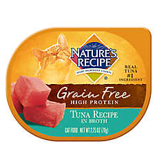 Nature's Recipe® Grain Free Cat Food - Tuna