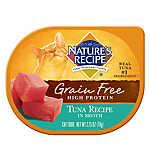 Nature's Recipe® Grain Free Cat Food - Tuna