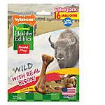 Nylabone® Healthy Edibles® Bison Dog Treats