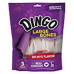 Dingo Rawhide Large Dog Treat