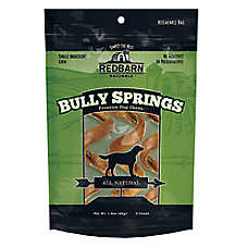 Redbarn Naturals Bully Springs Dog Treat