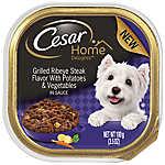 Cesar® Home Delights™ Dog Food - Grilled Ribeye, Potatoes & Vegetables