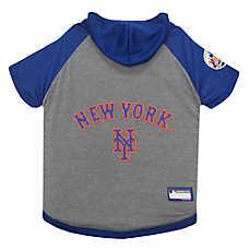 New York Mets MLB Hoodie Tee