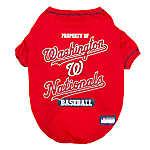 Washington Nationals MLB Tee