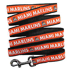 Miami Marlins MLB Dog Leash
