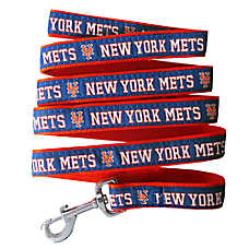 New York Mets MLB Dog Leash