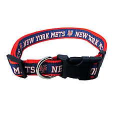 New York Mets MLB Dog Collar