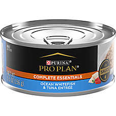 Purina® Pro Plan® Adult Cat Food - Ocean Whitefish & Tuna