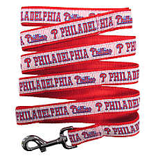 Philadelphia Phillies MLB Dog Leash