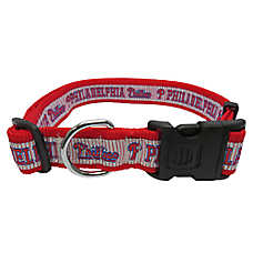 Philadelphia Phillies MLB Dog Collar