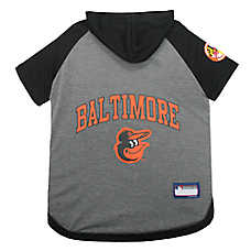 Baltimore Orioles MLB Hoodie Tee