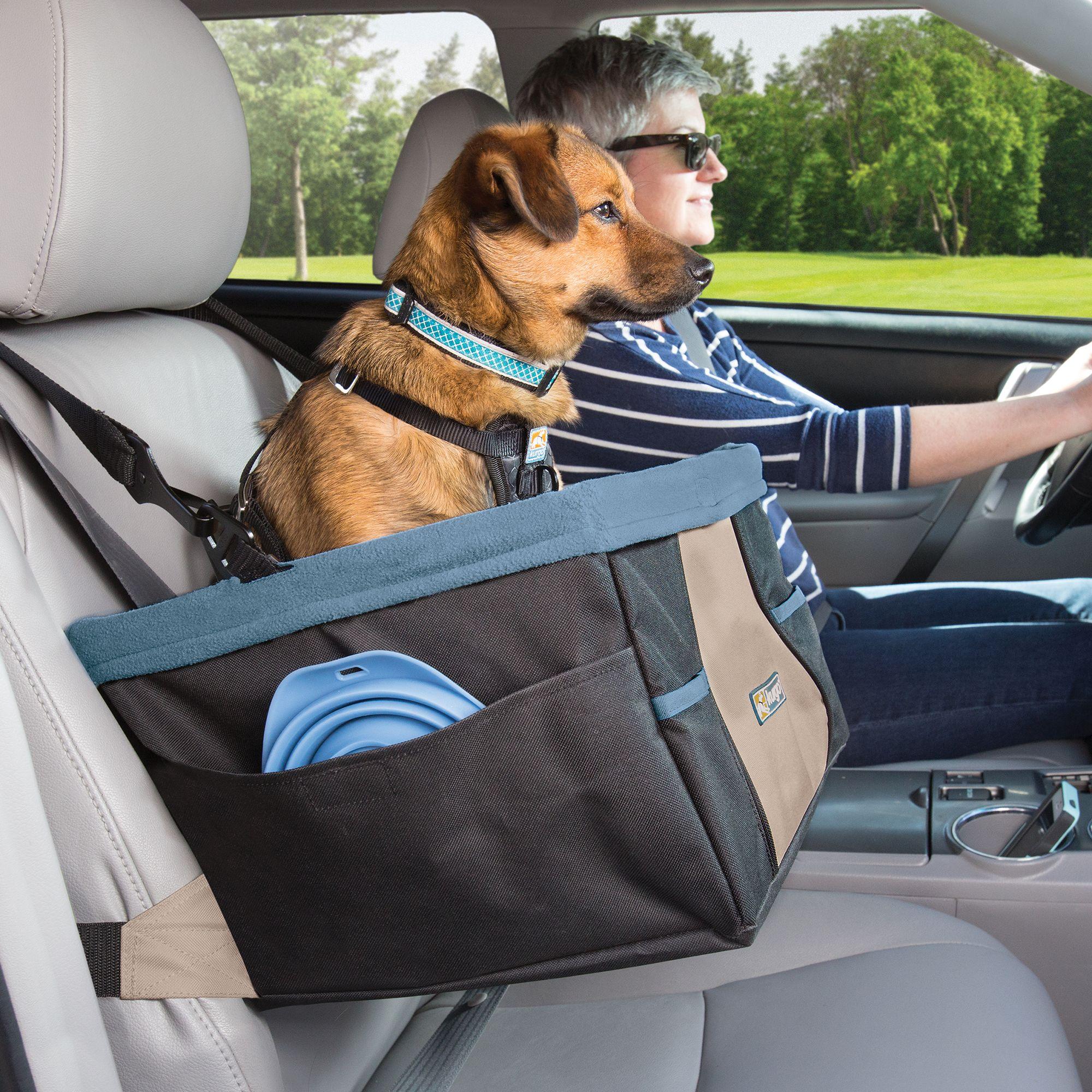 Kurgo Rover Booster Seat Dog Car