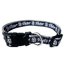 San Diego Padres MLB Dog Collar