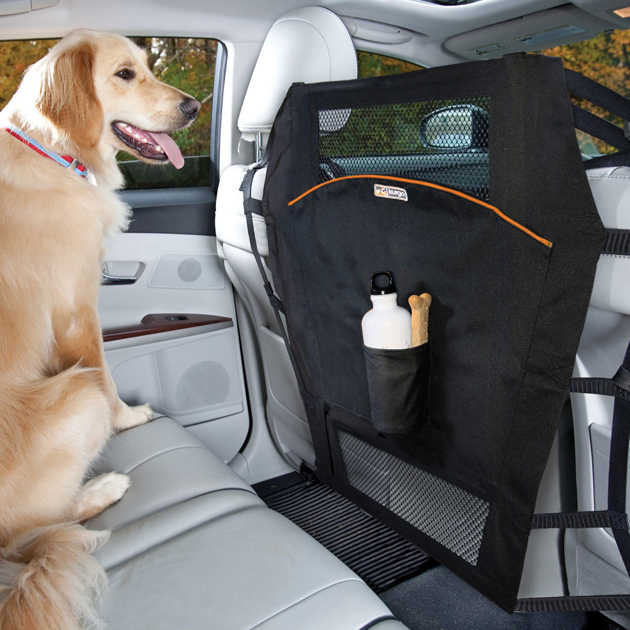 Kurgo Backseat Dog Barrier Car