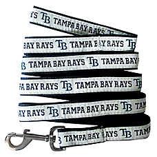 Tampa Bay Rays MLB Dog Leash