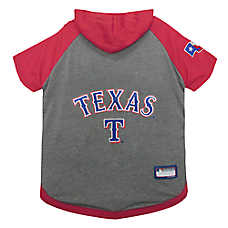 Texas Rangers MLB Hoody Tee
