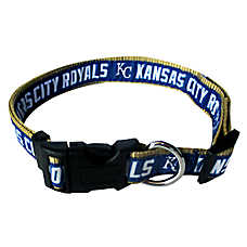 Kansas City Royals MLB Dog Collar