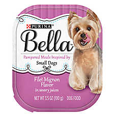 Purina® Bella Small Dog Food - Filet Mignon