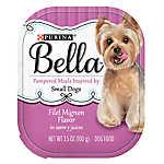 Purina® Bella Small Dog Food - Filet Mignon