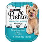Purina® Bella Small Dog Food - Porterhouse Steak