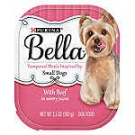 Purina® Bella Small Dog Food - Beef