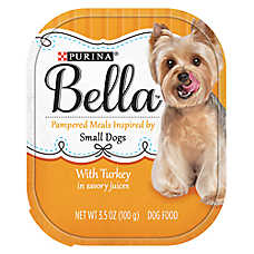 Purina® Bella Small Dog Food - Turkey