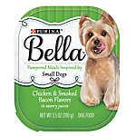 Purina® Bella Small Dog Food - Chicken & Smoked Bacon