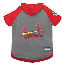 St. Louis Cardinals MLB Hoodie Tee