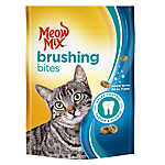 Meow Mix® Brushing Bites Dental Cat Treat - Tuna
