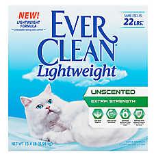 Ever Clean® Lightweight Cat Litter - Unscented