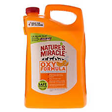 Nature's Miracle® Stain & Odor Oxy Formula