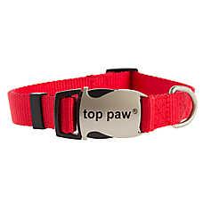 Top Paw® Signature Adjustable Dog Collar