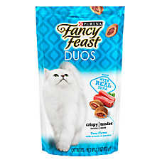 Fancy Feast® DUOS Cat Treat - Tuna