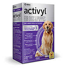 Activyl® Dog 45-88 Lb Flea Dog treatment