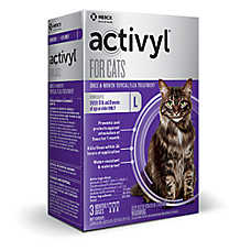 Activyl® for Cats Topical Flea Treatment for Cats